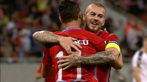 CFR Cluj – Steaua Bucarest