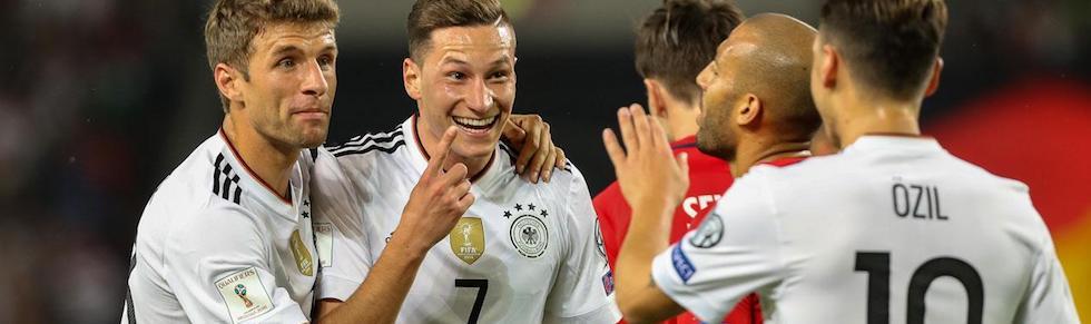 Comme toujours, l'Allemagne sera le grand favori de ce Mondial