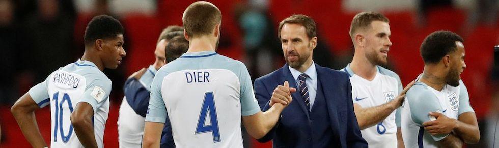 L'Angleterre déçoit souvent lors des grandes compétitions