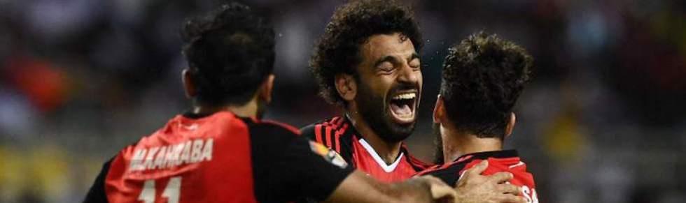 Salah sera le principal joueur à surveiller côté egyptien