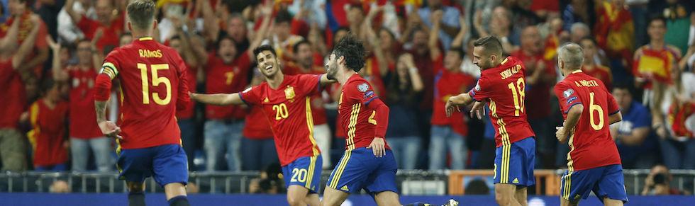 L'Espagne a basé son jeu sur la possession
