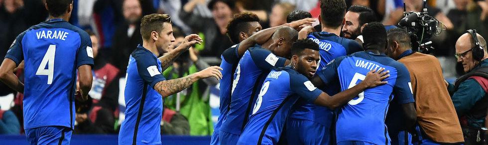 La France possède un potentiel offensif exceptionnel