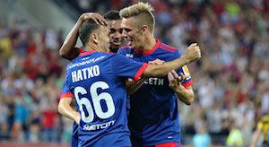 CSKA Moscou – Lyon