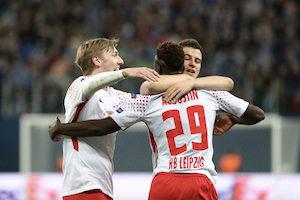 L'attaquant Werner est incertain pour Leipzig
