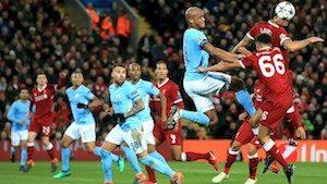 Pronostic City Liverpool