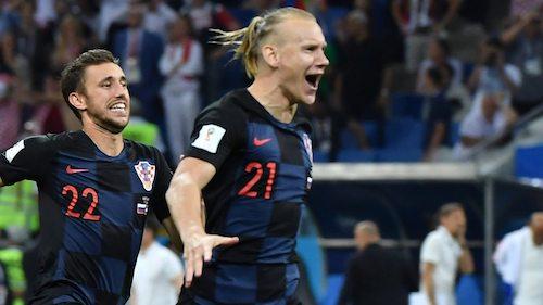 Croatie – Angleterre