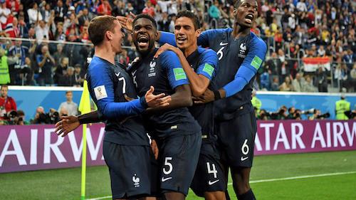 France – Croatie