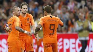 Memphis Depay sera aligné à la pointe de l'attaque des Pays-Bas