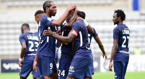 Paris FC – Châteauroux