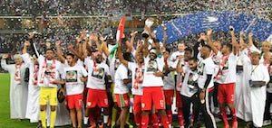 Oman a remporté la Golf Cup 2017