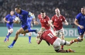 pronostic coupe du monde rugby afrique du sud canada