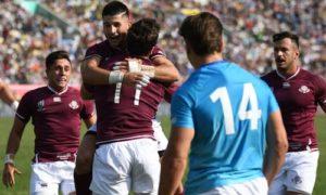 pronostic georgie uruguay coupe du monde rugby